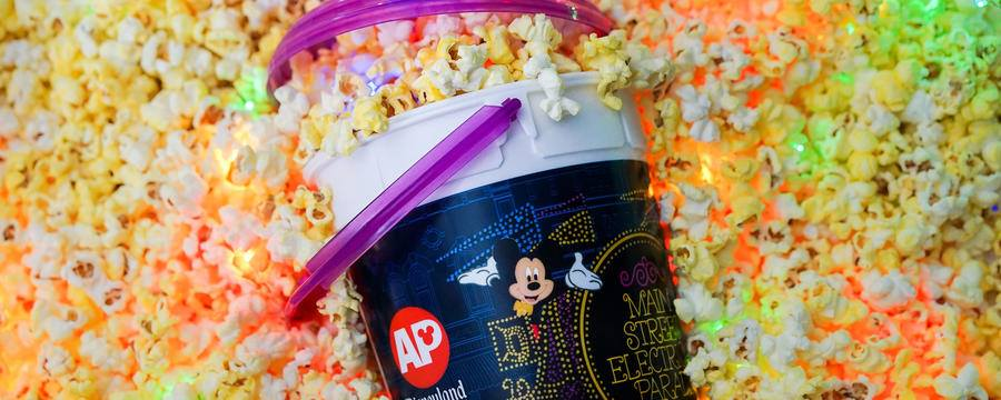 Disneyland Passholders Receive Special Popcorn Offer
