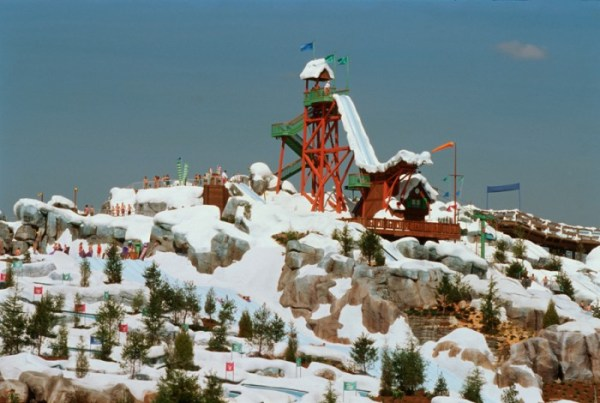 Blizzard Beach Closing For Annual Refurbishment