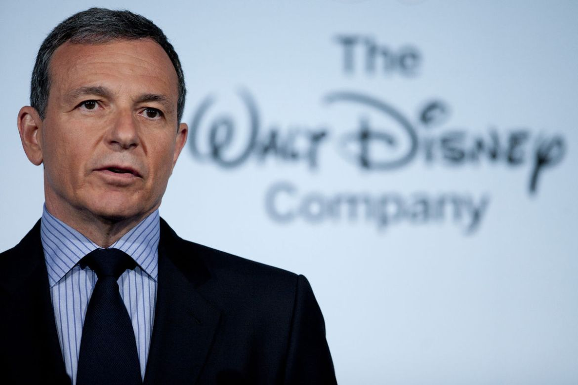 Bob Iger Confirms he is leaving  the Walt Disney Company on December 31st, 2021