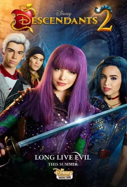 """First """"Descendants 2"""" Teaser Trailer And Poster Revealed"""