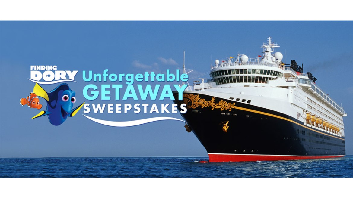 Enter the Disney Movie Rewards Sweepstakes by January 31 for a Chance to Win a Disney Cruise