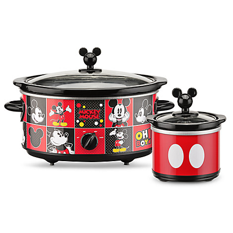 The Incredible Mickey Mouse Inspired Slow Cooker is Finally Available Again