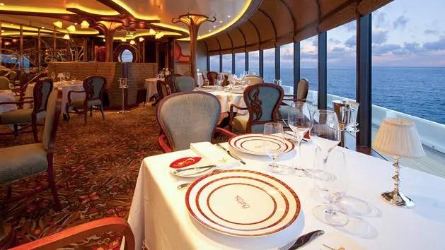 remy disney cruise line