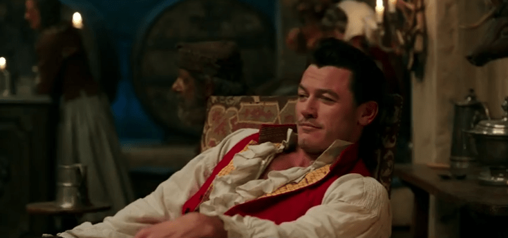 All new Gaston Clip from Disney's Live Action Beauty and the Beast