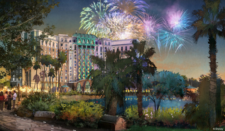 Disney to Expand Coronado Springs and Improve WiFi Services for Conventioneers