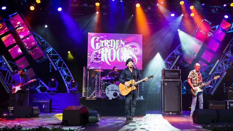 Changes to the Epcot 2019 Garden Rocks Concert Series lineup