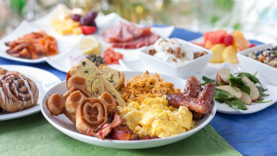 Easter Sunday & Mother's Day Dining Reservations Available at Select Walt Disney World Restaurants