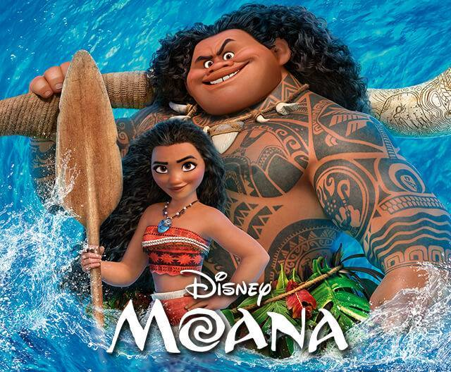 Disney's Moana is Now Available on Amazon Video HD!