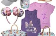 Sneak Peek of new Merchandise for the Epcot International Flower & Garden Festival