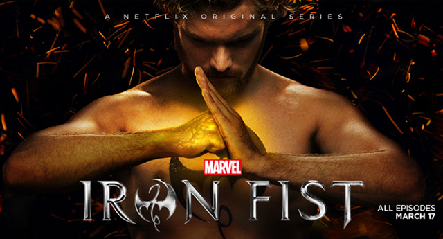Premiere Of Marvel's Iron Fist Trailer is here!
