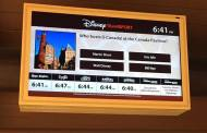 Trivia and Fun Facts added to Disney Digital Transportation Boards