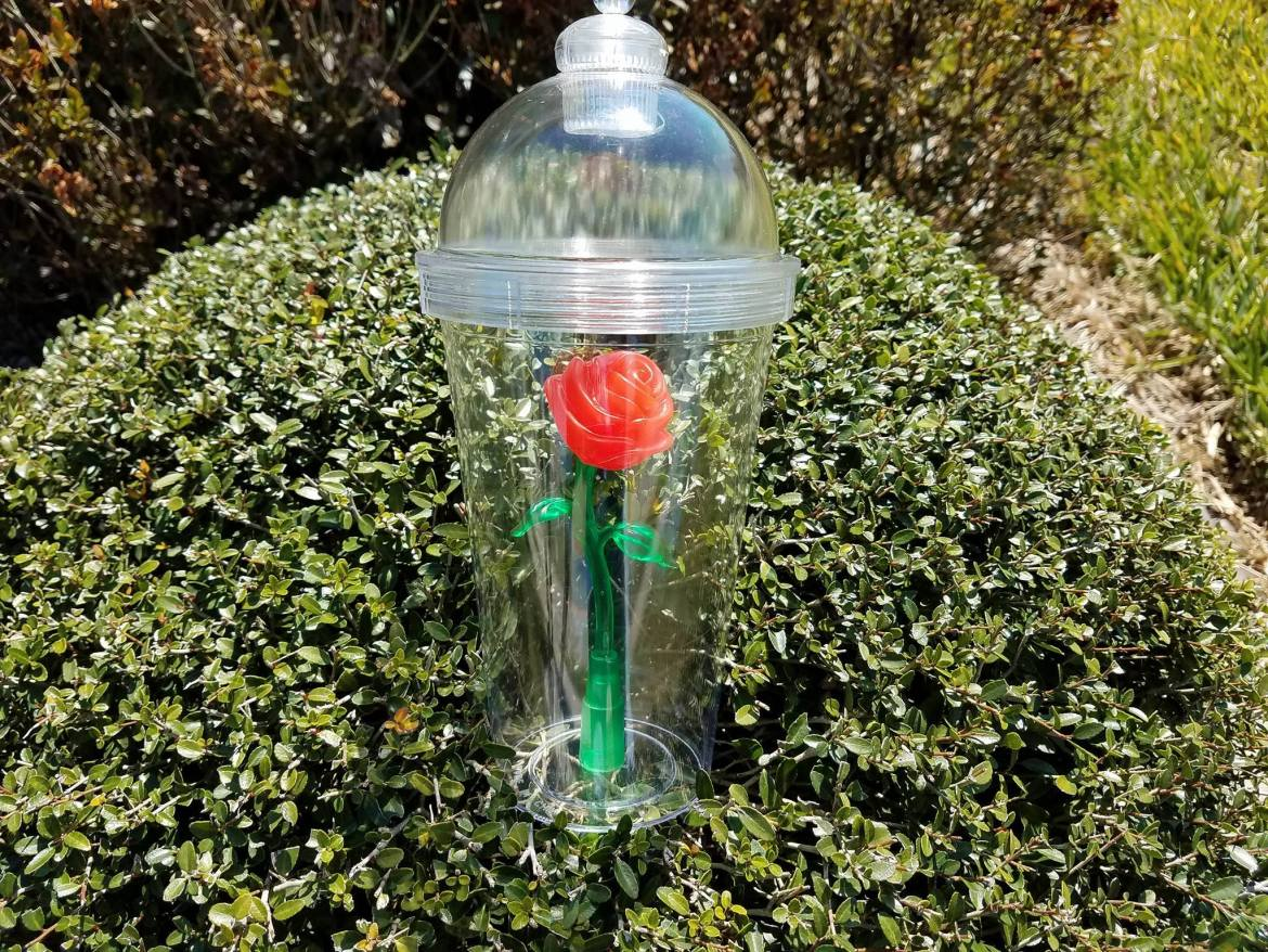 Beauty and the Beast Rose Cup Giveaway