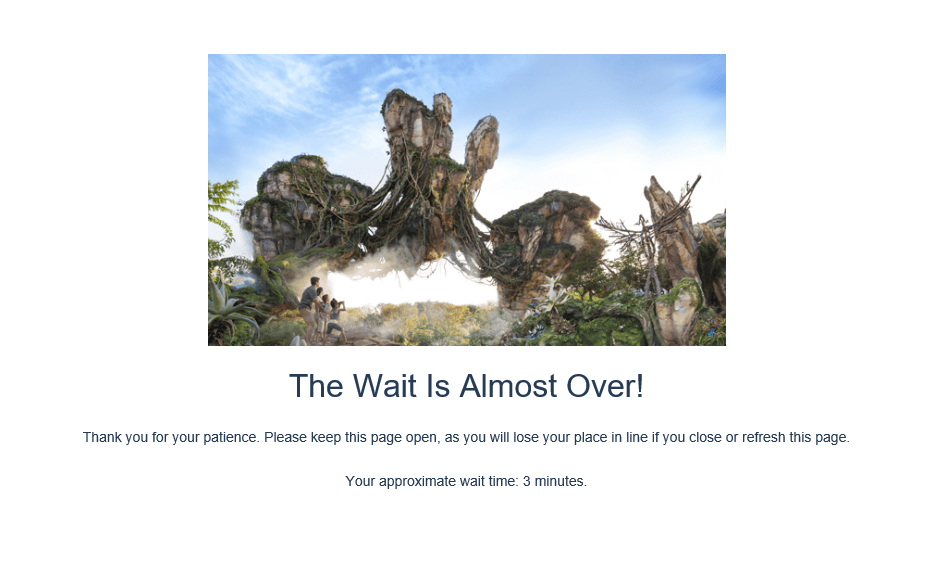 Pandora – The World of Avatar Annual Passholder Preview Registration now available!