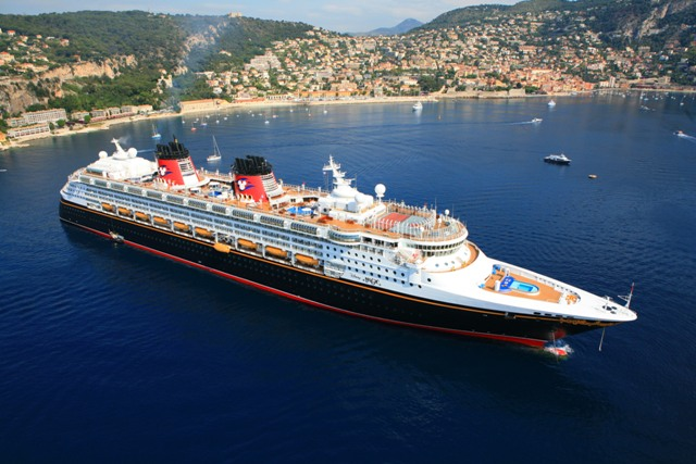 Disney Cruise Line Takes Home Top Award