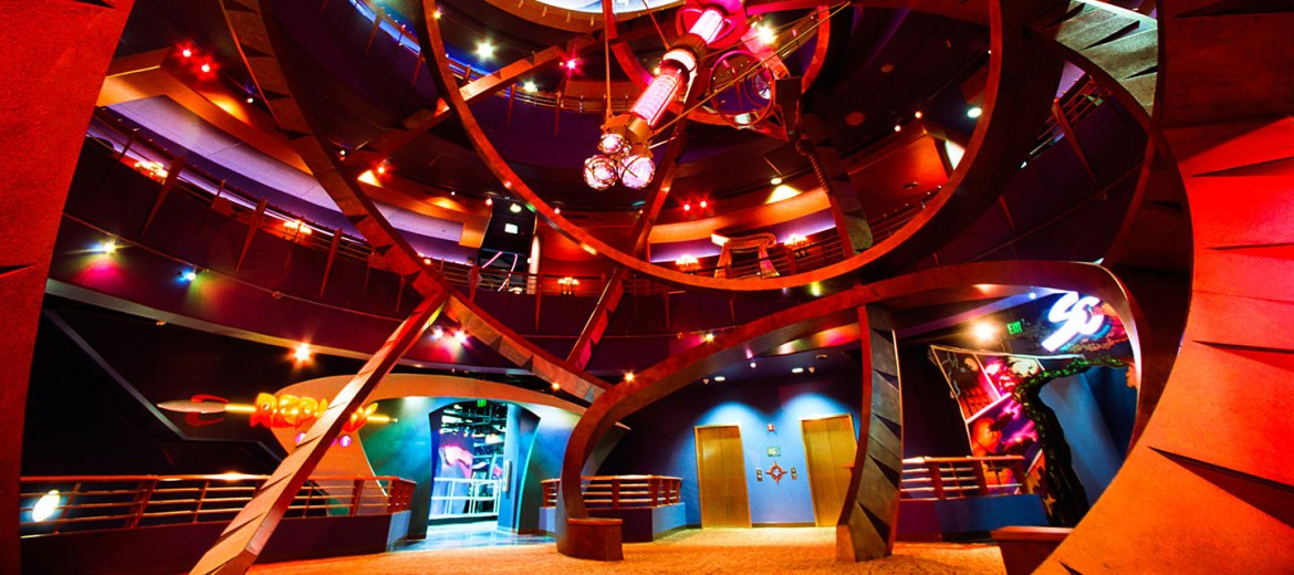 Don't Miss Out on this Special Offer for DisneyQuest in Disney Springs
