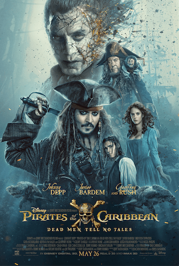 """Pirates Of The Caribbean: Dead Men Tell No Tales"" To Premiere At Shanghai Disneyland"
