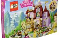 LEGO Disney Princess Belle's Enchanted Castle Building Kit