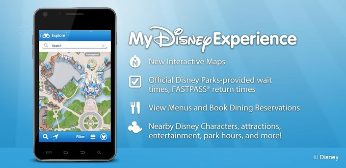 Disney World to Unveil New Advanced Ordering Service at Quick Service Restaurants Using My Disney Experience App