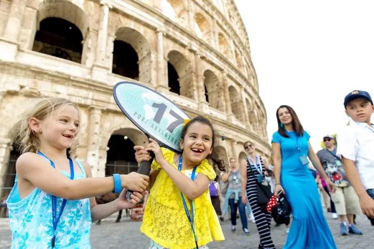 Indulge in Culture and Cuisine on a Disney Cruise Line Mediterranean Sailing