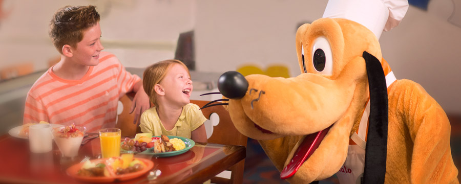 Kids Eat Free This Summer at Disney World with This New Special Offer