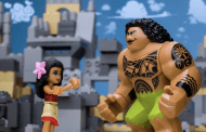 """""""Moana"""" As Told By Lego!"""