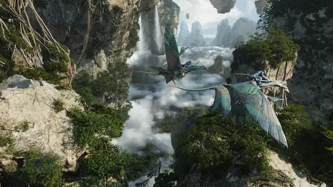 Avatar Flight of Passage – Coming May 27, 2017 to Pandora: World of Avatar