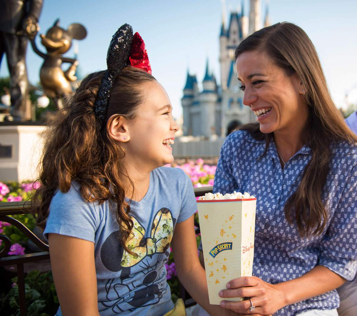 Win a Disney World Vacation from Pop Secret Instant-Win Game and Sweepstakes