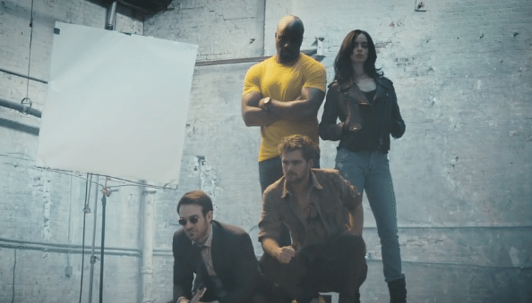 Marvel's The Defenders Series Gets A Teaser Trailer and release date