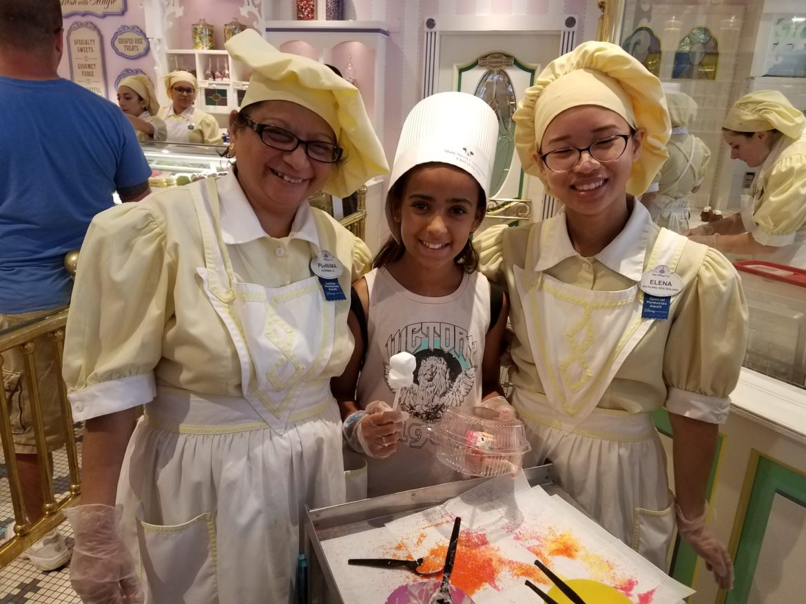 Main Street Confectionery's Chef of the Day Experience Builds Magical Memories