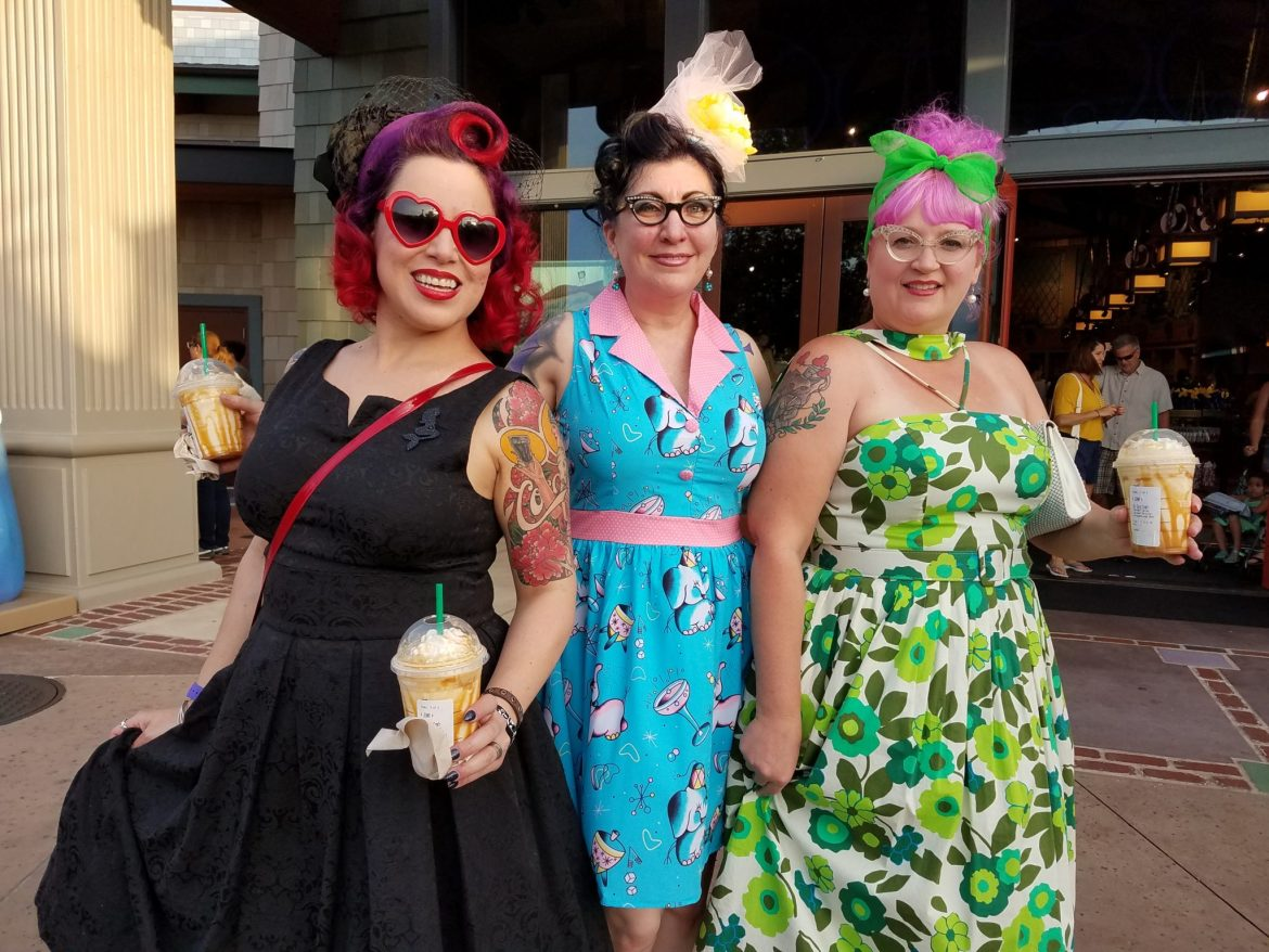 Review Of Celebrating Dapper Eve At Disney Springs