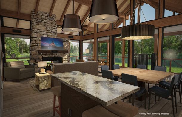 General Sales Now Open for Wilderness Lodge's Copper Creek Villas & Cabins