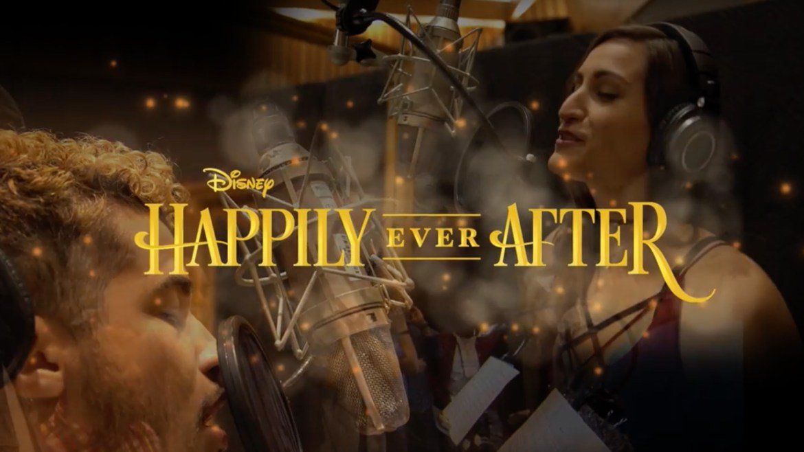 "Listen to the  Music from ""Happily Ever After"" on Spotify Now"