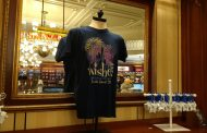 New Limited Edition Wishes Merchandise being offered at the Emporium in the Magic Kingdom