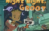 Dream of Being a Galactic Hero with the Night Night Groot Children's Book