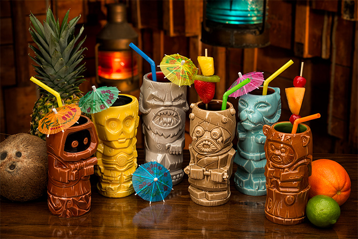 Join the Star Wars Celebration with ThinkGeek Geeki Tikis and More!