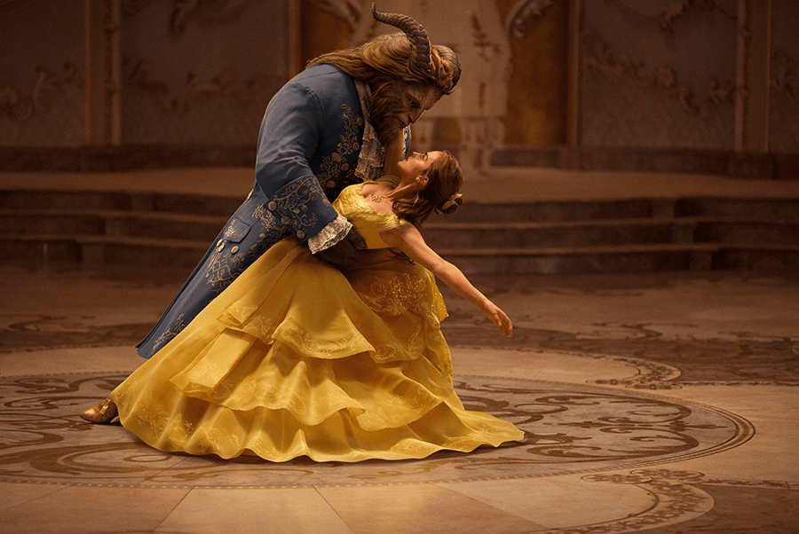 A Look at the New Beauty and the Beast Musical Opening This November on the Disney Dream