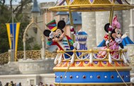 Temporary Changes Coming to the Festival of Fantasy Parade at the Magic Kingdom