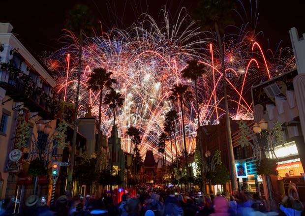 Star Wars: A Galactic Spectacular at Hollywood Studios to Take Brief Hiatus This Holiday Season