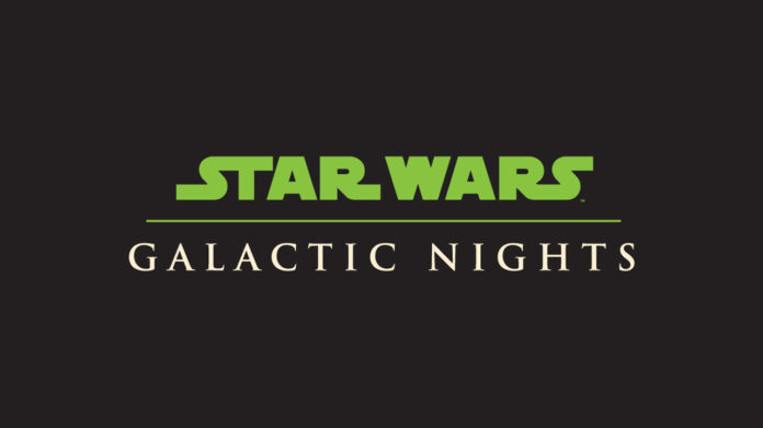 Complete Schedule for 'Star Wars' Galactic Nights Announced