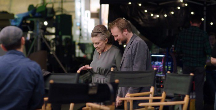 Carrie Fisher Will Not Appear In Star Wars Episode IX