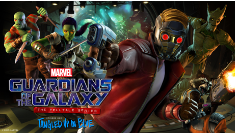 """Official Launch Trailer For """"Marvel's Guardians of the Galaxy: The Telltale Series"""""""