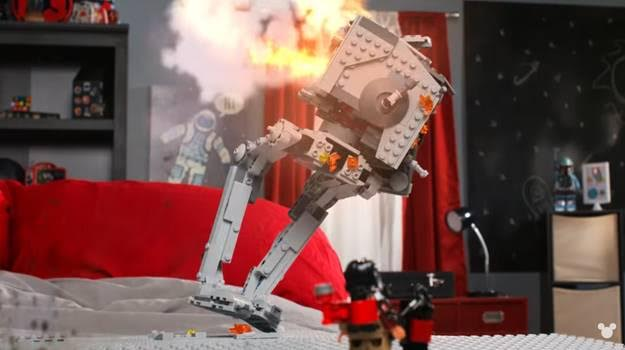 Star Wars Rogue One: As Told By LEGO