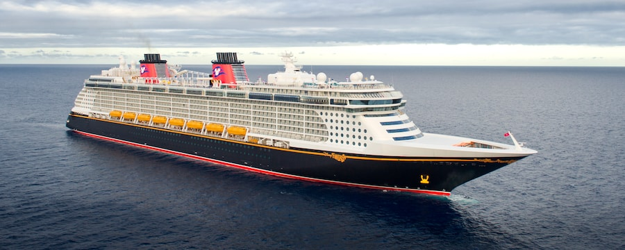 Disney Fantasy Changes Course Due to Tropical Storm Franklin