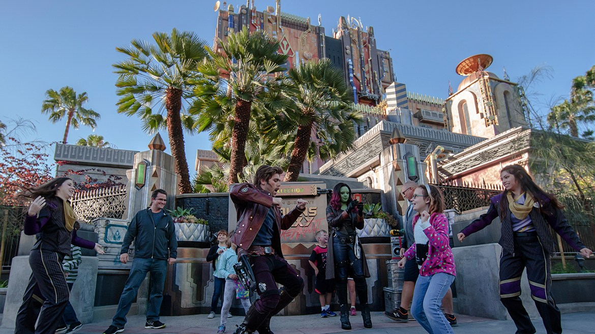 Celebrate Summer with Your Favorite Superheroes at Disneyland California Adventure