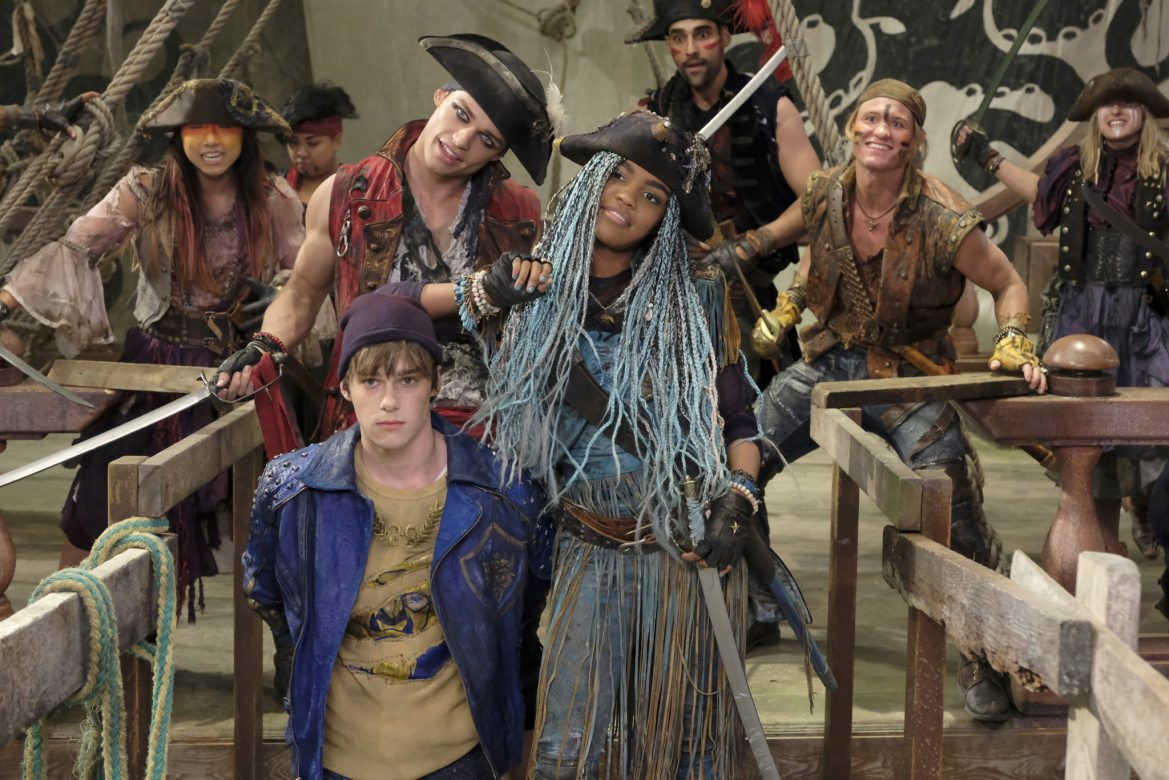 "New Trailer, Music Video, And Stills Released For ""Descendants 2"""