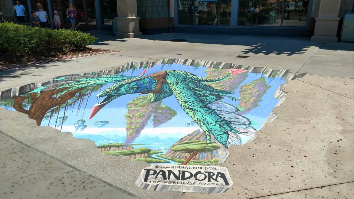 New 3D Pandora Photo Pass Opportunity Available at Disney Springs