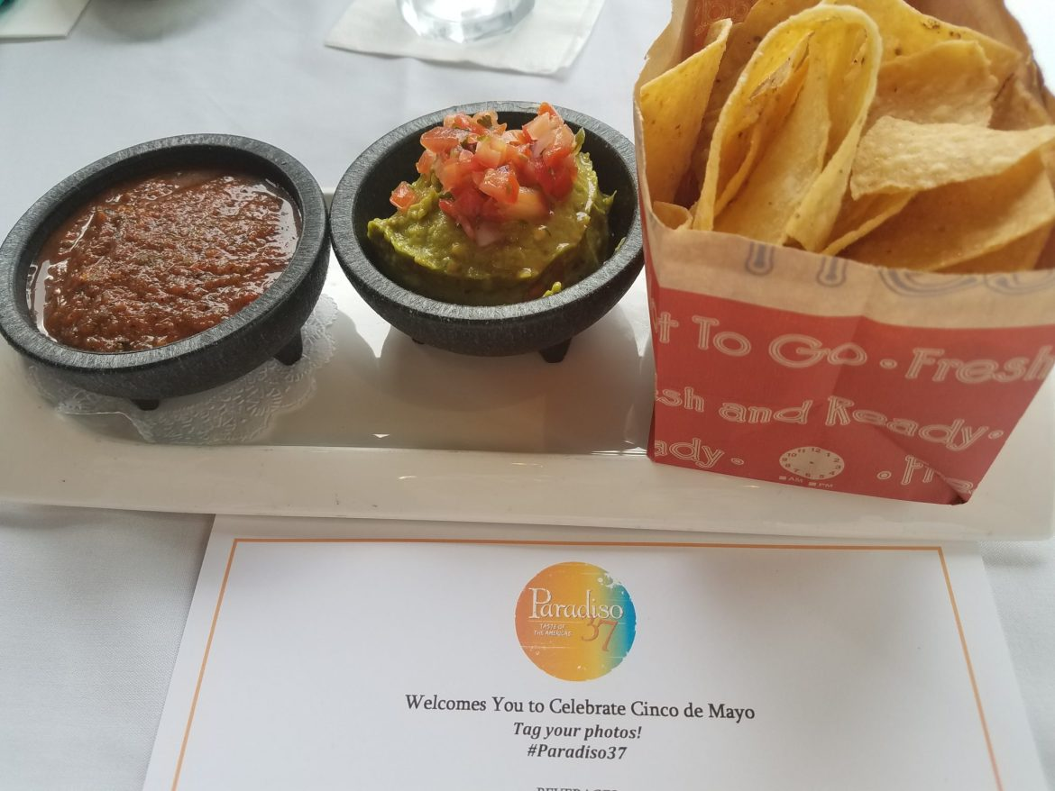 Paradiso 37 Disney Springs Spices Things Up For Cinco de Mayo 2017