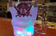 Magic Kingdom's Tortuga Tavern Debuts Mickey Mouse Pirate Glow Cup