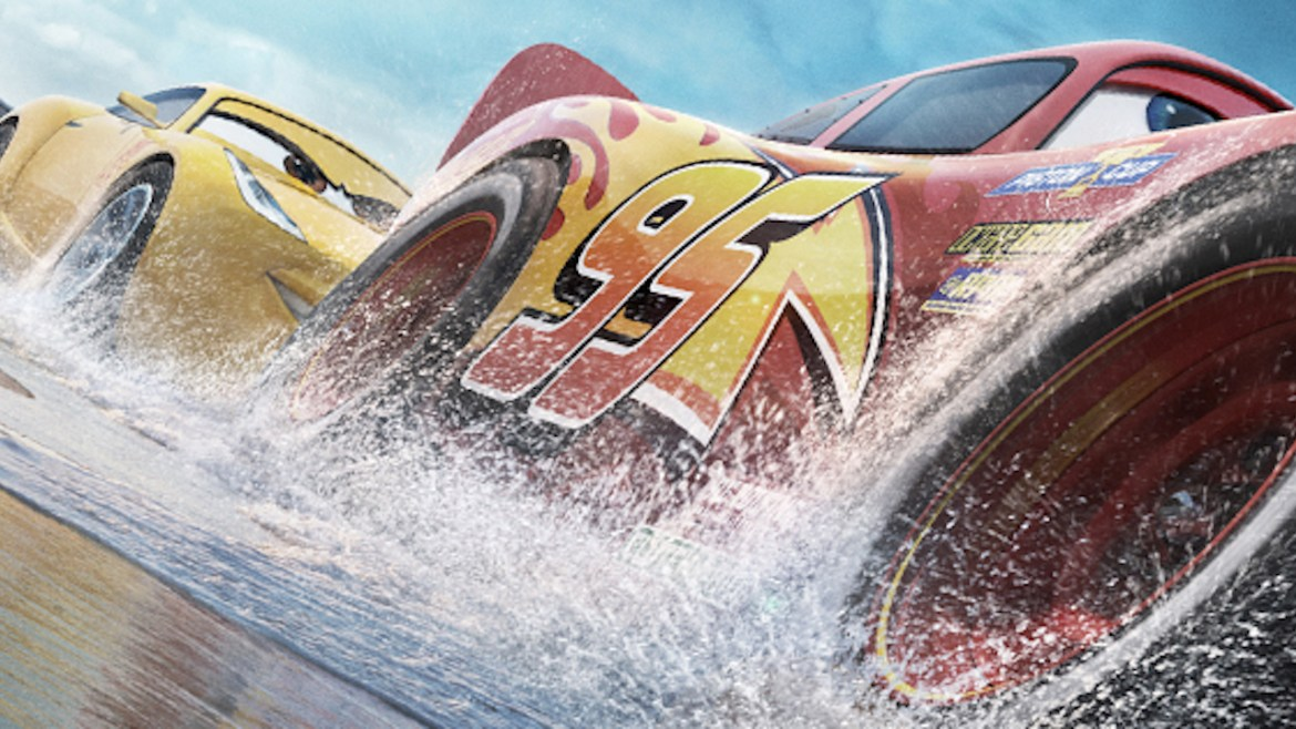 "Sneak Preview of ""Cars 3"" Is Racing Into Disney Parks"