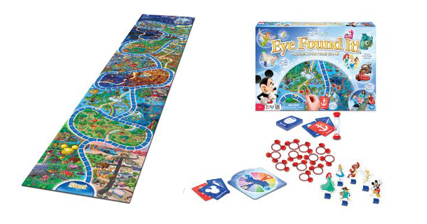 Discover Hidden Treasures with the Disney Eye Found It Game